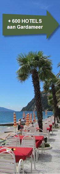 Zoek en boek een hotel aan het Gardameer!  Meer dan 600 Hotels