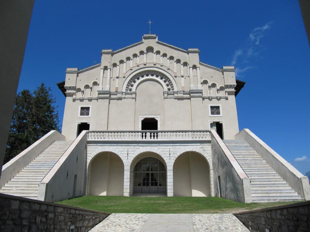 Een prachtig plekje in Tignale: Santuario di Montecastello