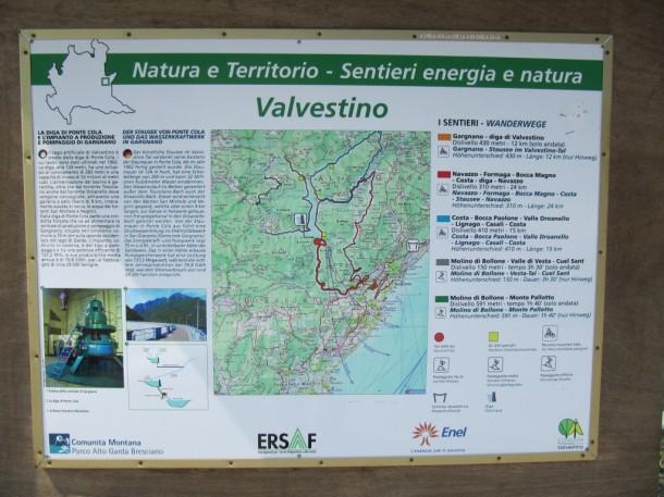 Natuurpark Lago di Valvestino