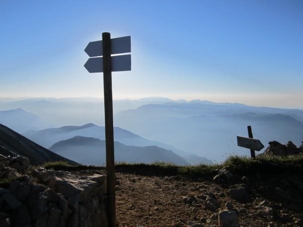 Monte Baldo wandelen