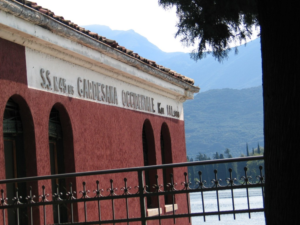 km 111 - SS45bis Riva del Garda