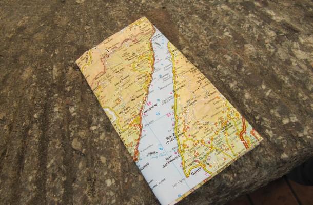 Interactieve kaarten van het Gardameer