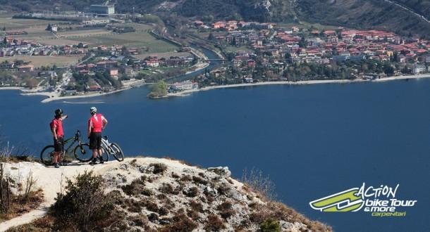 Prachtige mountainbikeroutes aan het Gardmaar