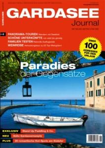 Een prachtig magazine over het Gardameer (Duitstalig)