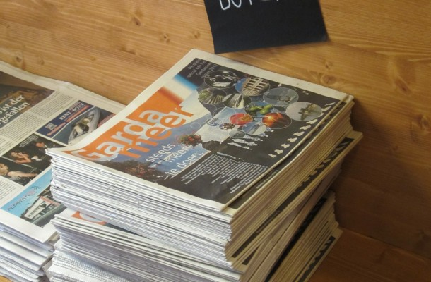 De Nederlandstalige Gardameer krant