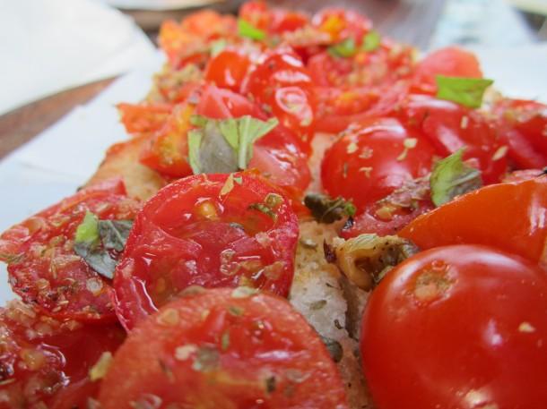 Heerlijke Italiaanse gerechten