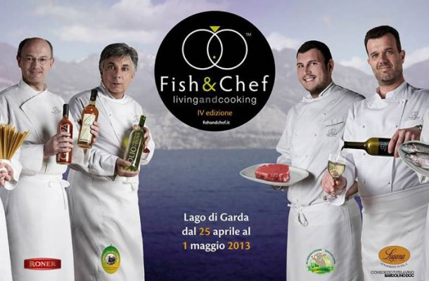 Fish & Chef Lago di Garda