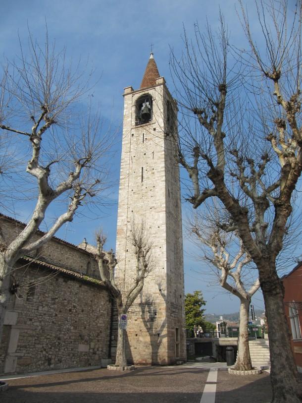 Kerkje in Bardolino