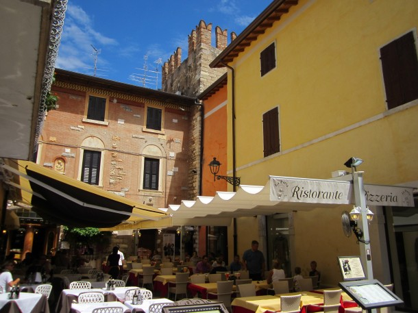 Restaurant in Bardolino