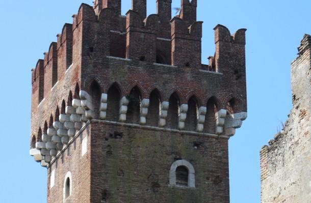 kastelen aan het Gardameer - Lazise