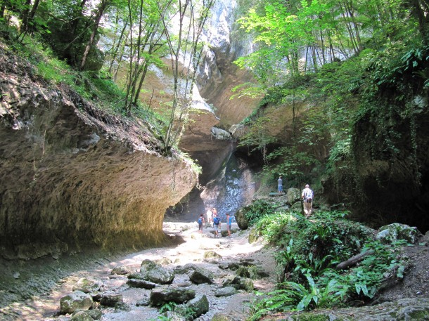 Parco delle Cascate Molina