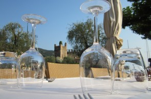 Restaurants Torri del Benaco Gardameer