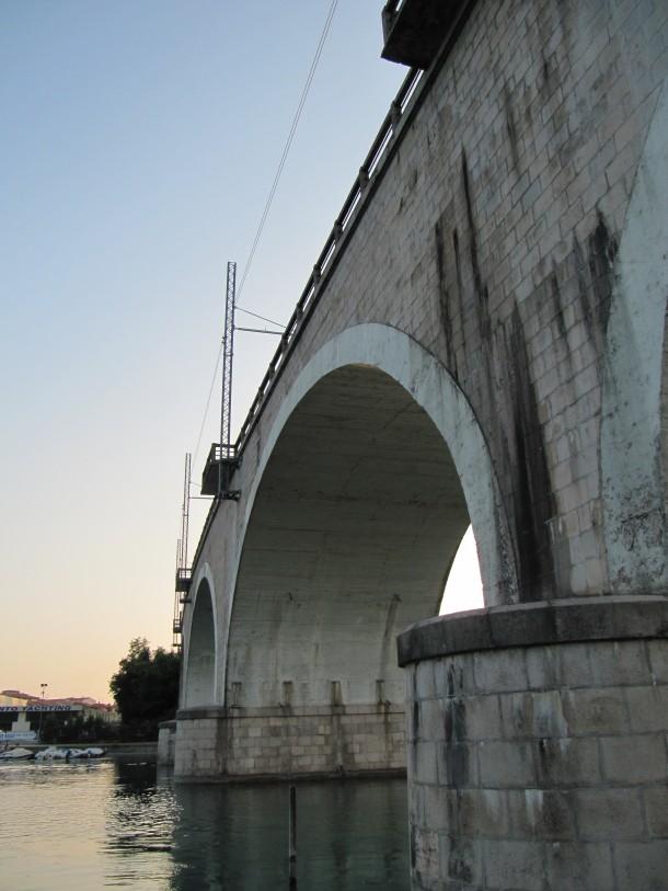 Gardameer trein Peschiera