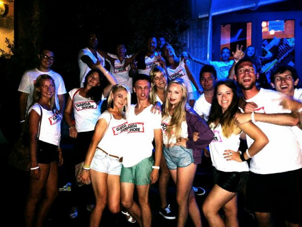 Gardashore party