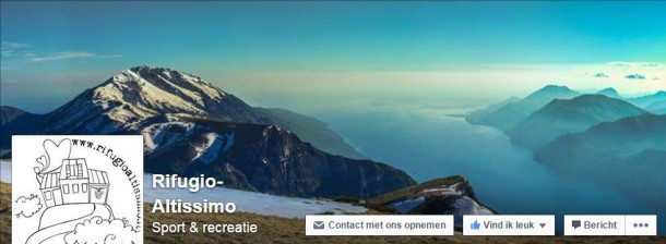 Rifugio Altissimo Gardameer