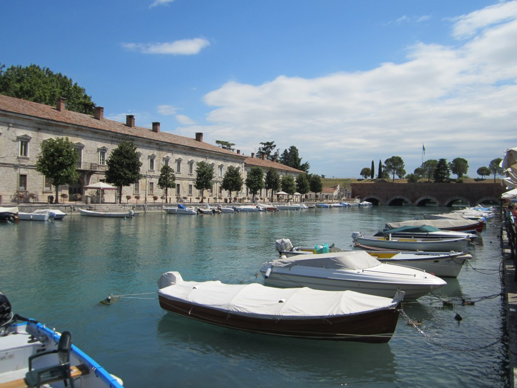 Bootjes in Peschiera