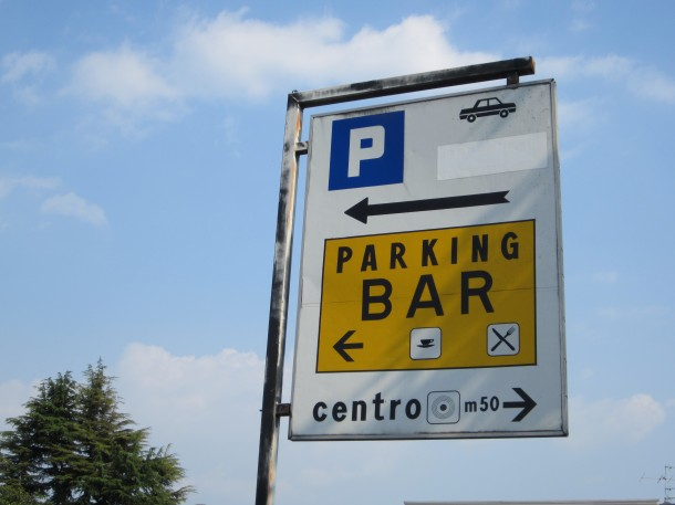 Parking Bardolino