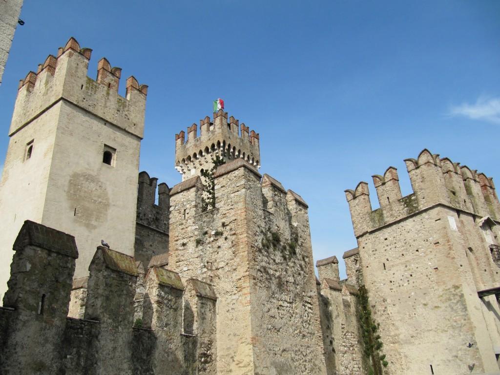 Het kasteel van Sirmione