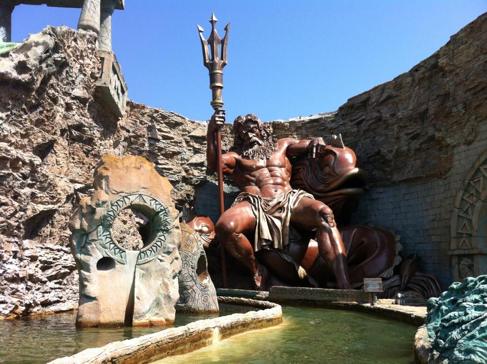 Leuke attracties met water in zorgen voor de nodige afkoeling in Gardaland