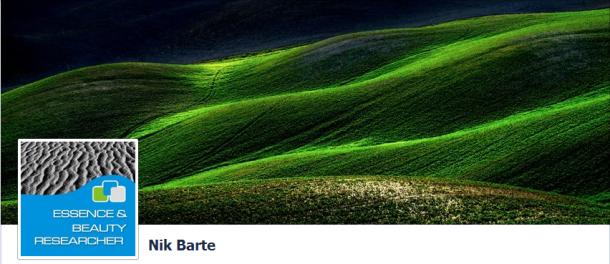 Nikbarte, the desert photographer (and Lago di Garda)