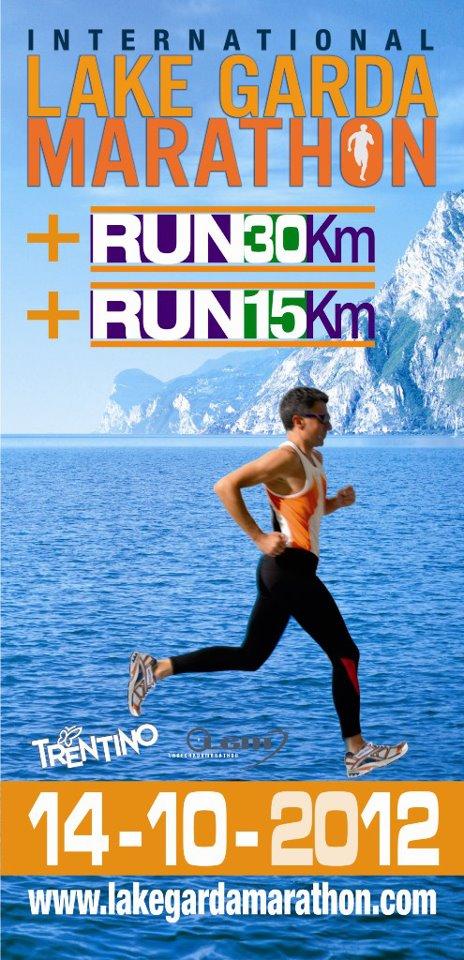 Een marathon aan het Gardameer, in een sprookjesachtige omgeving