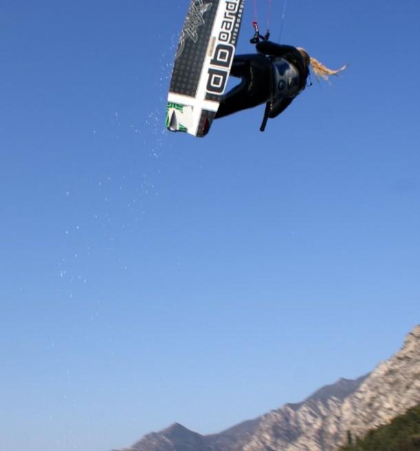 Kitesurfschool Windriders in Limone sul Garda