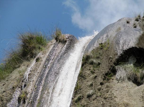 Watervallen aan het Gardameer