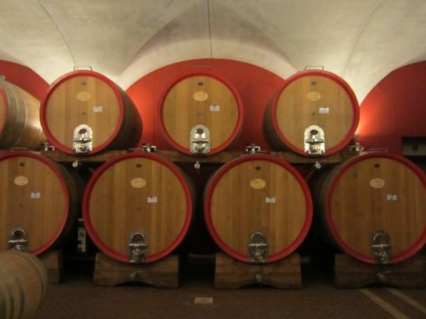 Wijnhuizen rondom het Gardameer - wijnproeverij