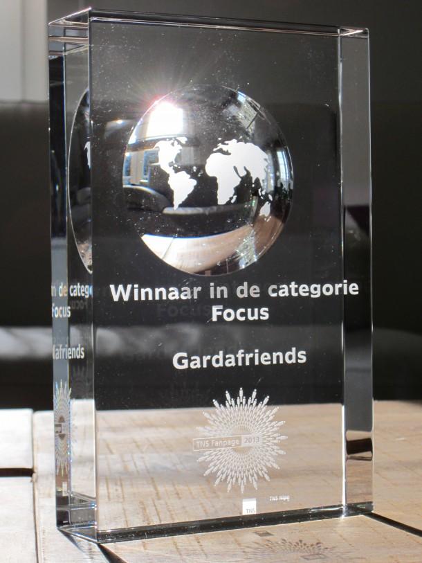 TNS Fanpage Award NL 2013