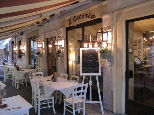 Restaurant Peschiera del Garda
