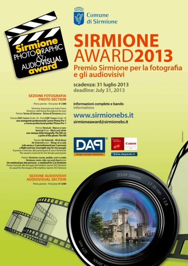 Sirmione Photography contest 2013