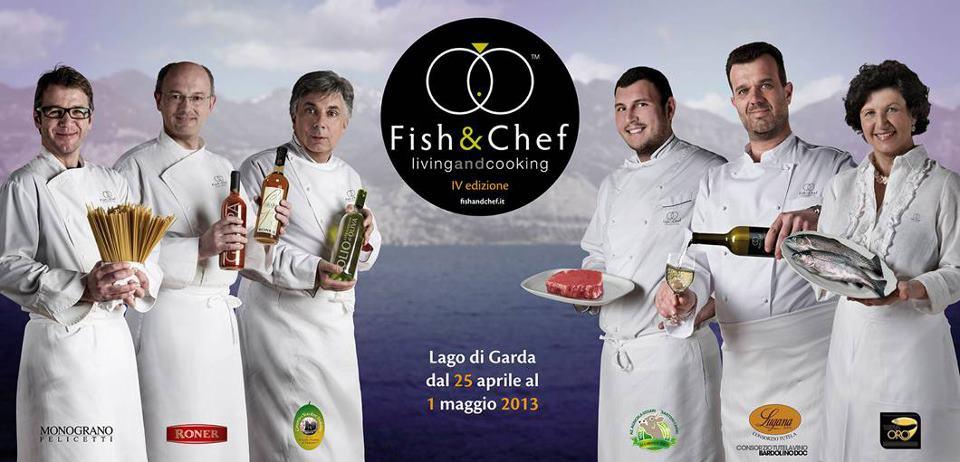Fish & Chef Lago di Garda