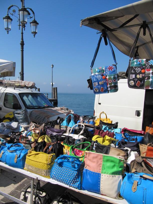 Markten aan het Gardameer
