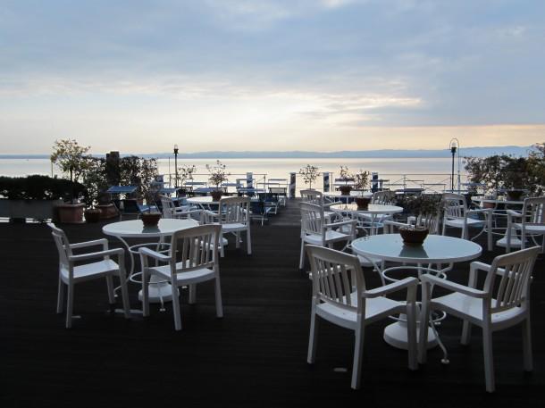 Restaurants aan het Gardameer - Sirmione