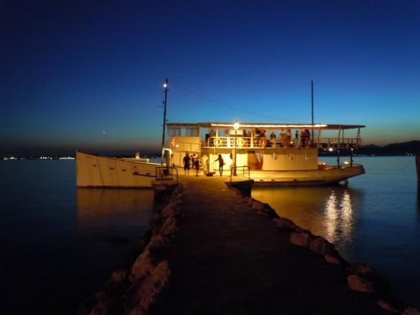 Mincio Boat