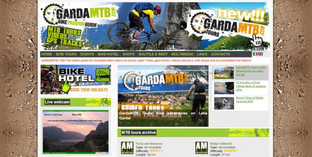 Gardameer Mountainbike tochten