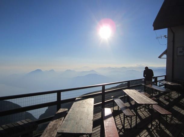Refugio Telegrafo Monte Baldo