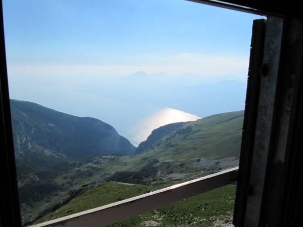 Rifugio Telegrafo Monte Baldo