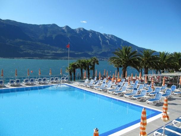Gardameer hotel