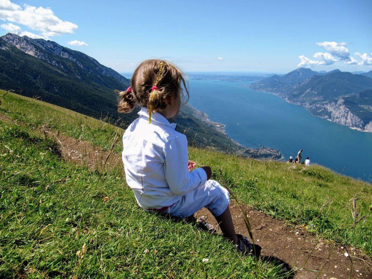 Monte Baldo uitzicht