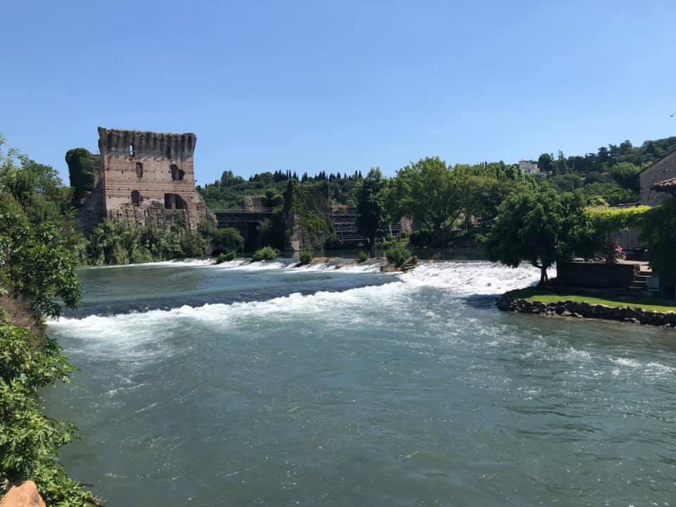 Fietsen van Peschiera naar Borghetto sul Mincio 5