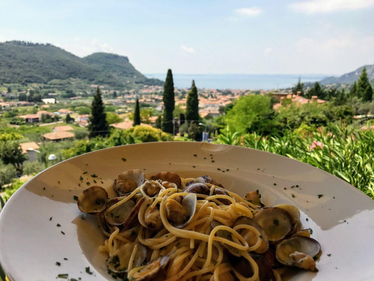 Italiaanse recepten Gardameer