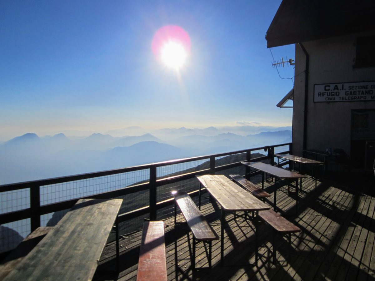 Berghut Gardameer