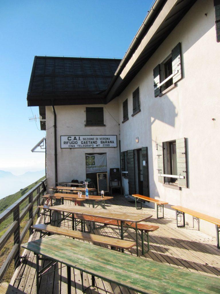 Berghut Monte Baldo