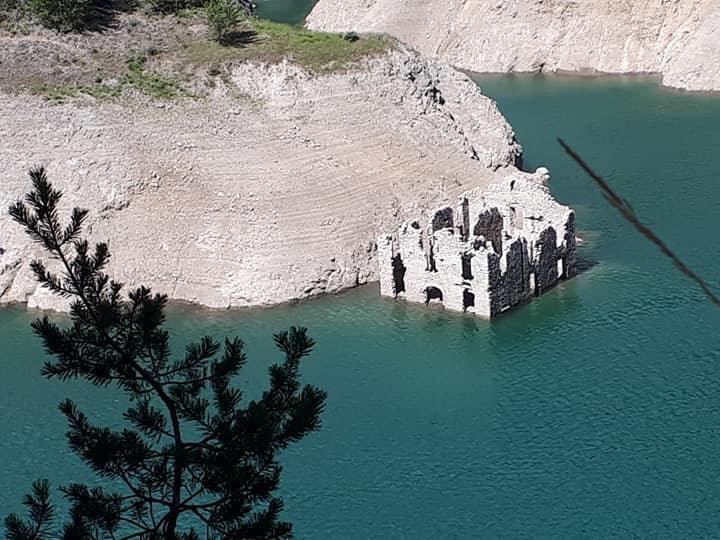 Lago di Valvestino, vecchia dogana (1)