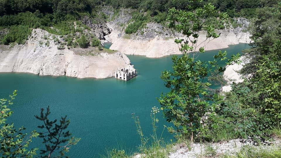 Lago di Valvestino, vecchia dogana 2