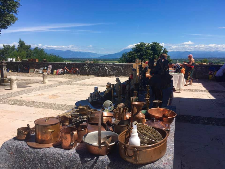 Antiekmarkt Gardameer