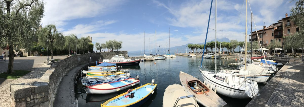 Haventje van Torri del Benaco