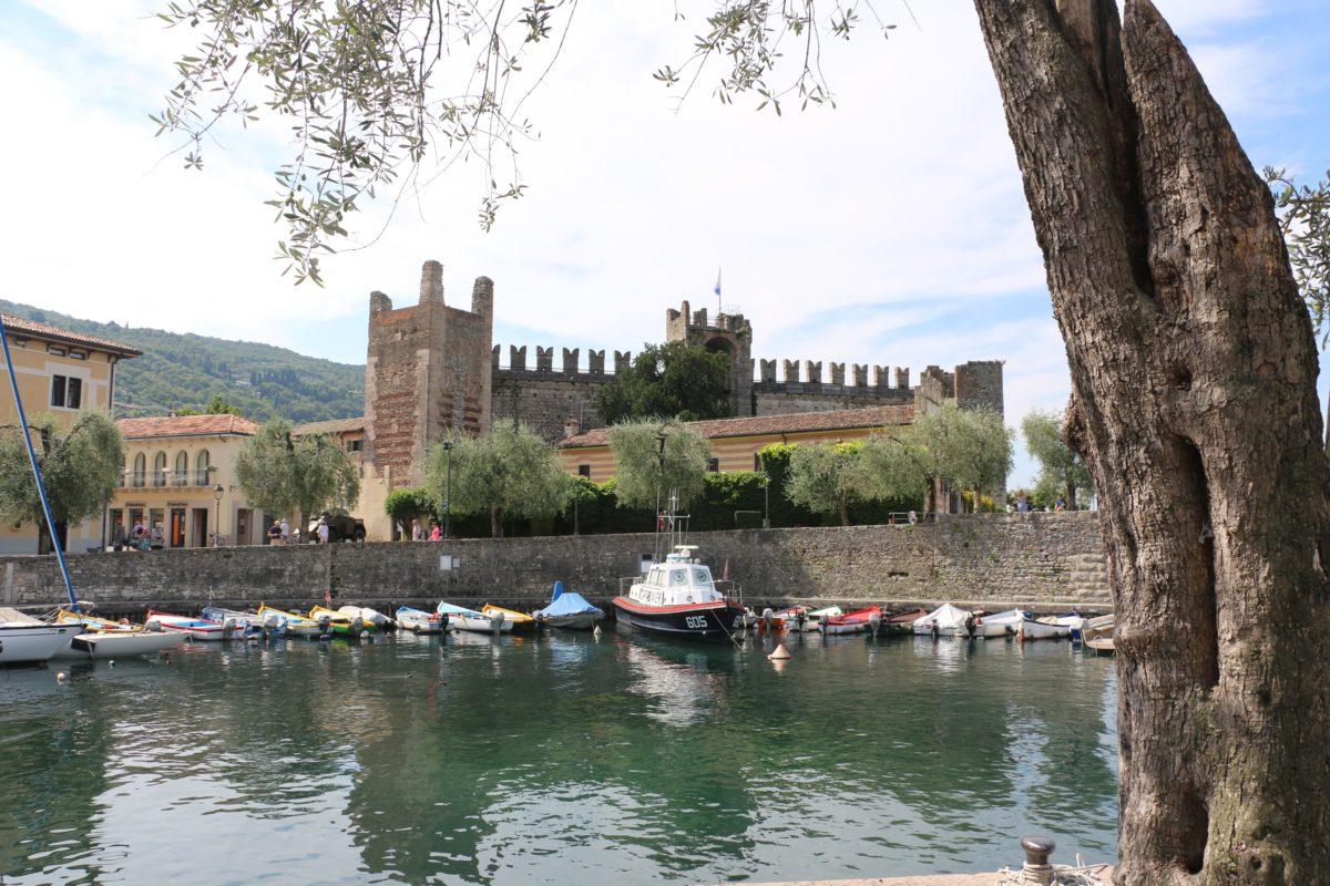 kasteel van Torri del Benaco