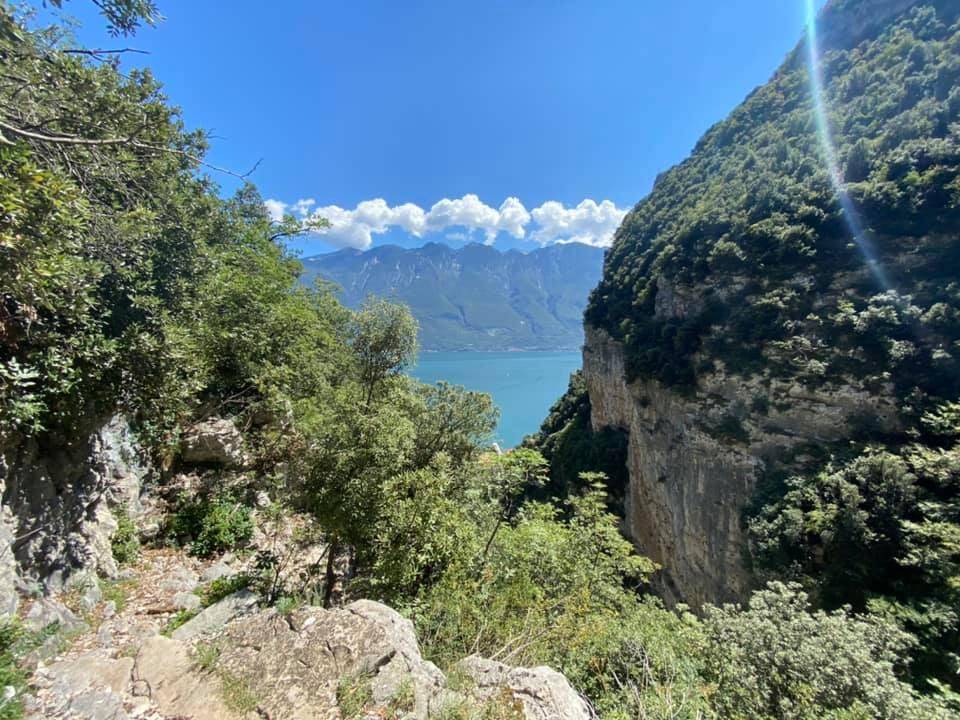 Wandeling Campione del Garda
